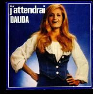 Dalida J'attendrai L'amour à La Une - Vinyles