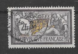 France:n°122 O (jolie Piece Recto/verso) - 1900-27 Merson