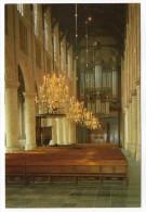 Allemagne--DELFT--Orgue De La Nouvelle église ,cpm Gemeente Delft - Allemagne