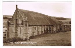 RB 1014 - Real Photo Postcard -  Tithe Barn Abbotsbury Near Weymouth Dorset - Weymouth