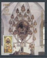 1987. Gyöngyöspata - Commemorative Sheet :) - Feuillets Souvenir