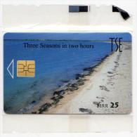 ERYTHREE REF MV CARDS ERI-01  25 BIRR   MINT  05/99 BEACH - Eritrea
