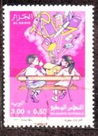 Algérie - Solidarité Nationale - Timbre Avec Surtaxe  Oblitéré N° YT 1095. - Algerien (1962-...)