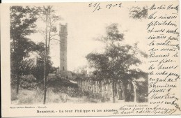 LA TOUR PHILIPPE ET LES ARCADES - Bonnieux