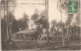 CPA CHAVILLE CABANE DE BUCHERON - Chaville