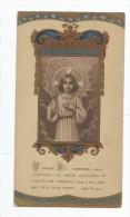 Image Pieuse , Religieuse , L'Enfant Dieu , Conservez Nous... - Images Religieuses