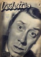 Magazine Film - Vedettes - Fernandel  N° 36 - 19 Juillet 1941 - Livres, BD, Revues
