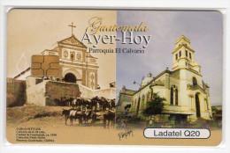 GUATEMALA PARROQUIA  EL CALVARIO - Guatemala