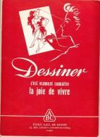 Tijdschrift Magazine Dessiner - Ecole A.B.C. De Dessin Paris - Books, Magazines, Comics