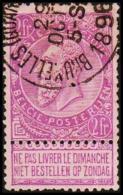 1900. Leopold. 2 Fr.  (Michel: 70) - JF105569 - 1893-1900 Schmaler Bart