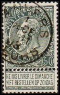 1897. Leopold. 50 C.  (Michel: 68) - JF105568 - 1893-1900 Schmaler Bart