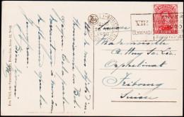 1920. BRUXELLES 26 VIII 1920. VIIe OLYMPIADE ANVERS AOUT - SEPTEMBER 1920. 10 C ALBERT.... (Michel: 117) - JF123954 - Belgien