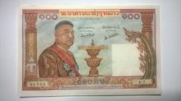 LAOS, 100 KIP 1957 - Laos
