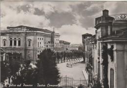 MODENA -  S. FELICE DUL PANARO - TEATRO COMUNALE - Modena