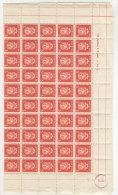 Lettland Michel No. 171 ** postfrisch im Bogen / gefaltet