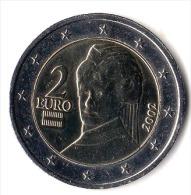 ** 2 EURO AUTRICHE 2002 CIRCULEE TTB **32** - Autriche