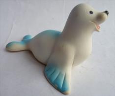 Figurine POUET BIBIFOC Sans Sifflet D'origine - 80's - Made In France DELACOSTE - Autres