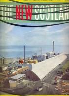 Magazine Revue - The New Scotland - Building And Inginering Development 1958 - Ingénierie