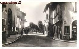 SAINT-TRIVIER-DE-COURTES LA ROUTE DE BOURG  01 AIN - Unclassified