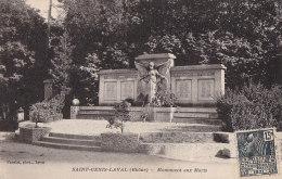 Saint-Genis-Laval 69 - Militaria Monument Aux Morts - Non Classificati