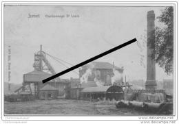 Charbonnage Jumet Charleroi Saint Louis - Non Classés