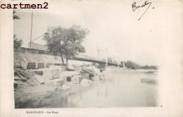 MANOSQUE LE PONT 1900 - Manosque