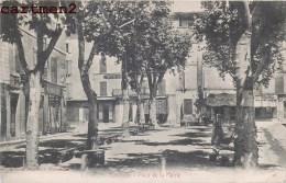 MANOSQUE PLACE DE LA MAIRIE 04 - Manosque