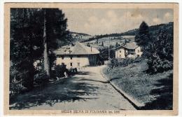 MEZZA SELVA DI FOLGARIA - TRENTO - 1935 - Vedi Retro - Formato Piccolo - Trento