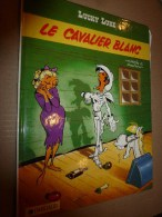 1975 LUCKY LUKE  Le Cavalier Blanc - Lucky Luke