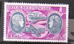 281C - Timbre Oblitéré Poste Aérienne De France N° PA47   Année 1972    Chez Y&T   2011 - 1960-.... Used