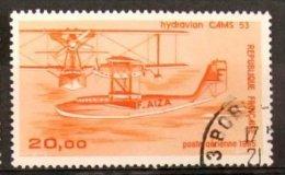 281G - Timbre Oblitéré Poste Aérienne De France N° PA58   Année 1985    Chez Y&T   2011 - 1960-.... Used