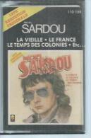 """K7 Audio - MICHEL SARDOU """" LA VIEILLE """"  11  TITRES - Cassettes Audio"""