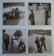 UNPUBLISHED PHOTOS EDWARD VIII KING PAUL I YUGOSLAVIA 1936 ON YACHT NAHLIN - Other Collections
