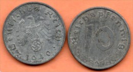 GERMANY  3 REICH  5 PFENNIG 1940 A