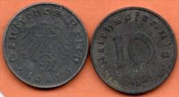 GERMANY  3 REICH  5 PFENNIG 1941 D
