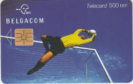 BELGIUM - Football, Exp. Date 30/09/02, Used - Met Chip