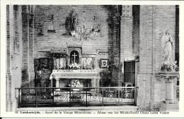 LOMBARTZIJDE - Autel De La Vierge Miraculeuse - Altaar Van Het Mirakelbeeld Onzer Live Vrouw - Middelkerke