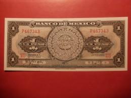 Mexico 1 Peso 1970 FDS - México