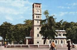 Togo Lomé Le Temple Format Cpa - Togo