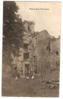 CPA 22 Plédeliac Ruines De La Hunaudaie - France