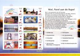 Niel Vel Van 10 Verschillende Postzegels Uitgifte 01-2015 - Belgium
