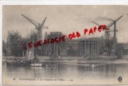 59 - DUNKERQUE - LES CHANTIERS DE FRANCE - Dunkerque