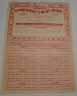 Grand Garage De La Motte Picquet à Paris, Stts à Vincennes - Automobile