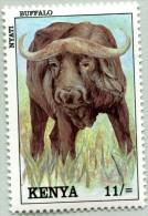 N° Michel 553 (N° Yvert 541) - Timbre Du Kenya (MNH) (1992)  - Buffalo (JS) - Kenya (1963-...)