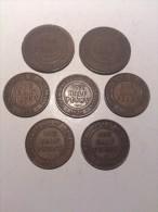 Australia Lot 7 Old 1/2 & 1 Penny - Penny