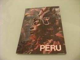 PERU COSTUMI UOMO CUSCO INDIAN COSTUME - Perù