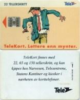 Telefonkarte Norwegen - Campaign Card - Public - N-27  03/94 - Norwegen