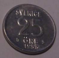 Sweden 25 Ore 1953 - Sweden
