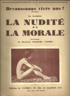 Magazine. La Nudité Et La Morale. Marcel Viard - Books, Magazines, Comics