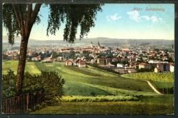 Mährisch Schönberg, Sumperk,Olomoucký Kraj, 1913, Verlag Karl Bauer, Wien - Tchéquie